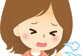風邪のあとの長引く咳は、「咳喘息」の場合がある、その「咳喘息」の原因と治療法!