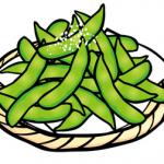 枝豆をおいしく食べる方法は、ホイル焼きが最高です!