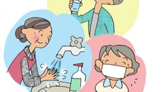 インフルエンザ、ノロウィルス感染予防に効果的でお手軽なグッズ!