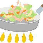 野菜炒めをシャキシャキにするコツ!料理初心者でもできる方法だった