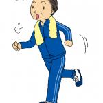 ジョギング初心者の中高年のための、疲れにくい走り方!