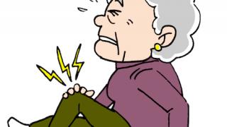 膝痛で老化で治らないと言われても、治るのか?