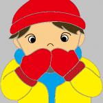 インフルエンザ予防に手袋・マフラーで厚着をするのはNG?