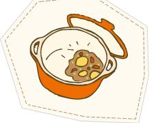 カレーの冷蔵庫での保存は何日もつの?食中毒にならないためのカレーの保存方法!