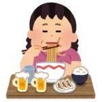 カロリーと太りやすさは関係ない!太るのは食事の内容の問題です
