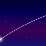 流星群とは何?流れ星とは違うのか?簡単にわかりやすく説明します!